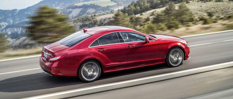Mercedes-Benz Classe CLS Coupé