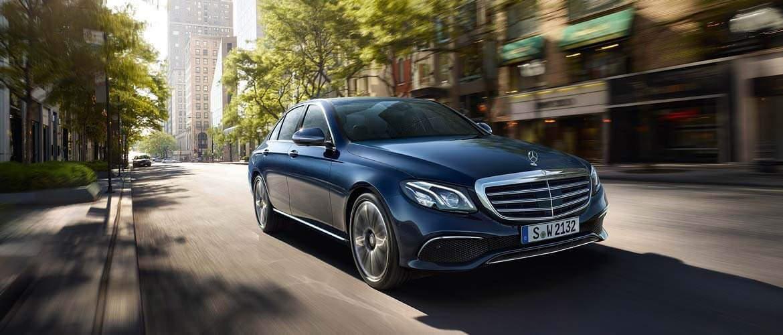 Mercedes-Benz Classe E Berlina