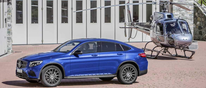 Mercedes-Benz Classe GLC Coupé