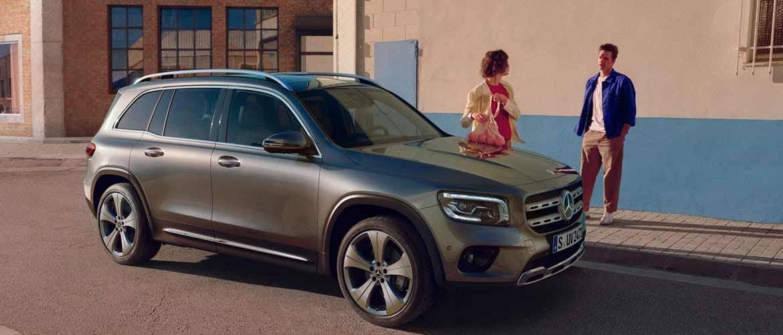 Mercedes GLB - Prezzi, offerte e dimensioni