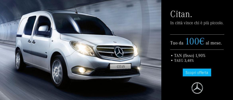OFFERTA Mercedes-Benz Citan