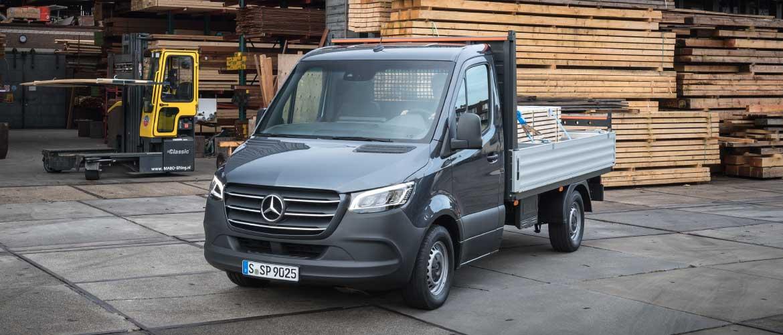 Mercedes-Benz Nuovo Sprinter