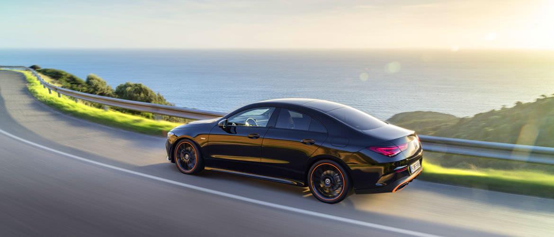 Mercedes-Benz CLA Coupé - Posteriore