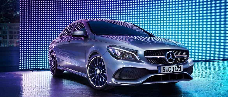 Mercedes-Benz Classe CLA Coupé
