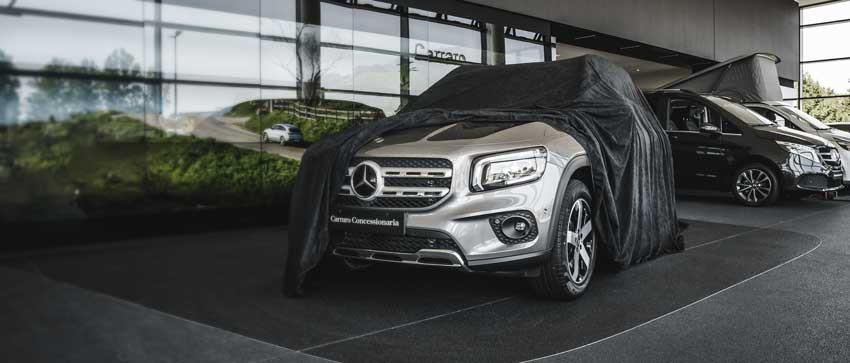Scopriamo assieme la tua Nuova Mercedes-Benz.